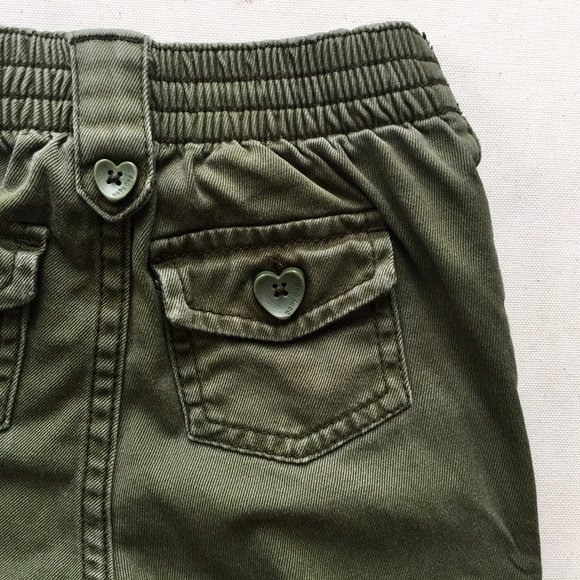 Baby Gap Army Green Pants